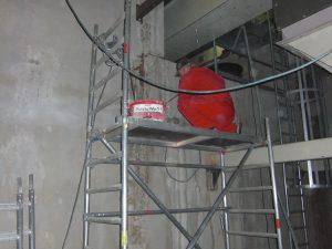 Saalemühle - Betonsanierung