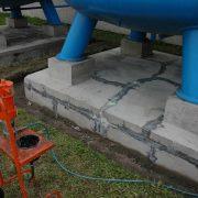 Betonsanierung - Wasserwerk Delitzsch